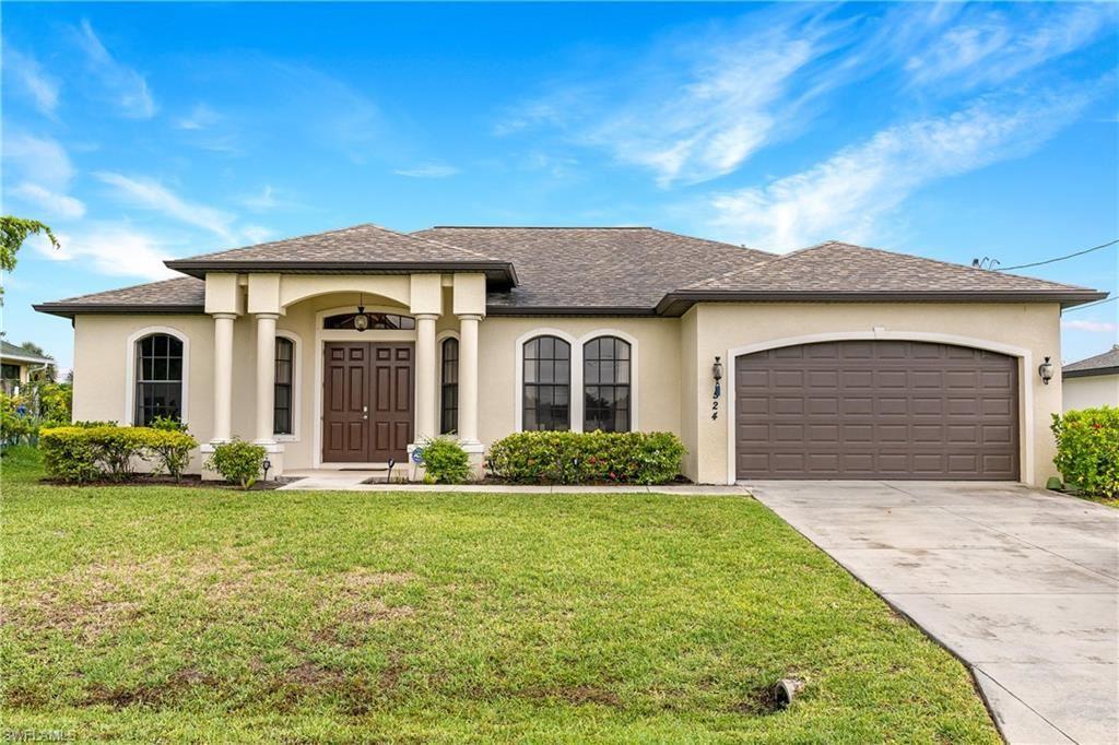 524 SW 31st Terrace, Cape Coral, FL 33914 - #: 221045719