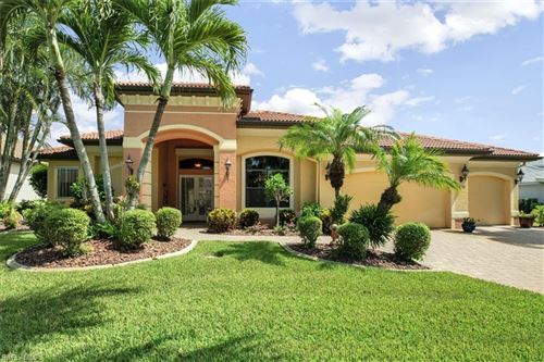 Photo of 5820 Harbour Circle, CAPE CORAL, FL 33914 (MLS # 220047720)