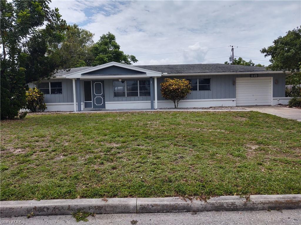 215 Fireside Court, Lehigh Acres, FL 33936 - #: 221001722