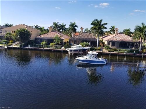 Photo of 5874 Shell Cove DR, CAPE CORAL, FL 33914 (MLS # 219021728)
