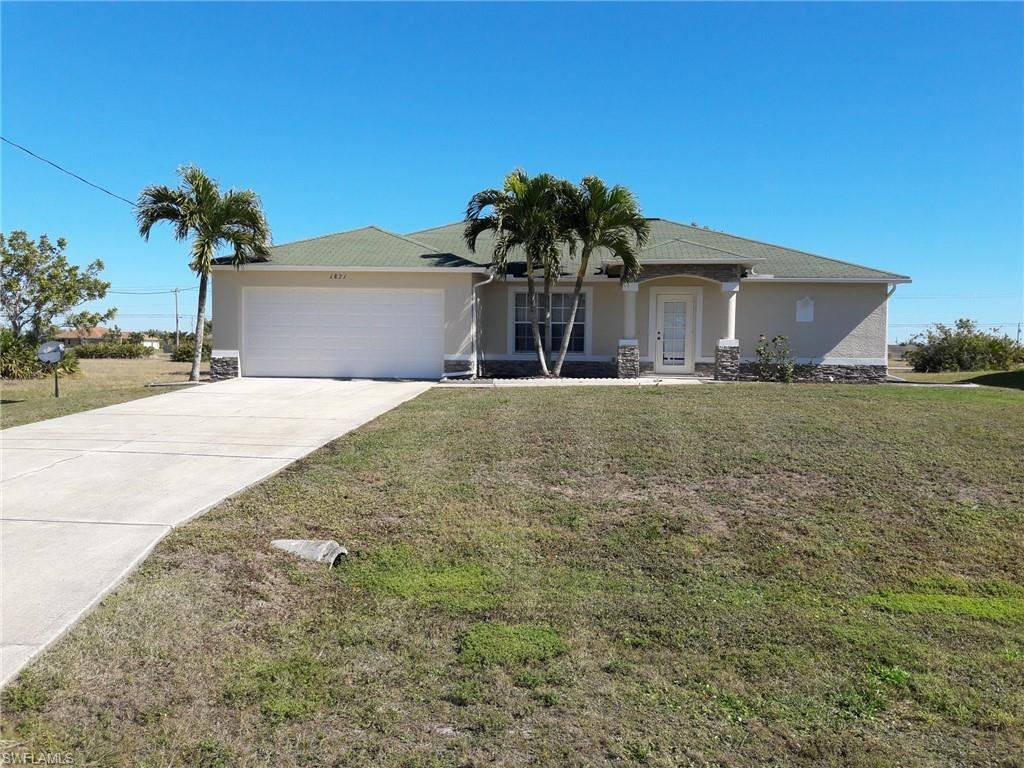 1821 NW 8th Place, Cape Coral, FL 33993 - #: 221064737