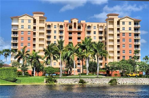Photo of 14200 Royal Harbour Court #602, FORT MYERS, FL 33908 (MLS # 220023743)