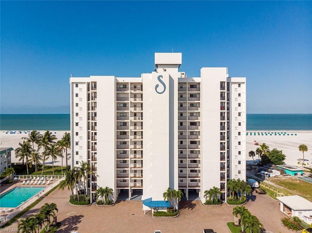 6400 Estero Boulevard #302, Fort Myers Beach, FL 33931 - #: 221068743