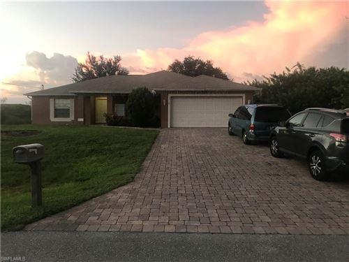 Photo of 5314 Bygone Street, LEHIGH ACRES, FL 33971 (MLS # 220061749)