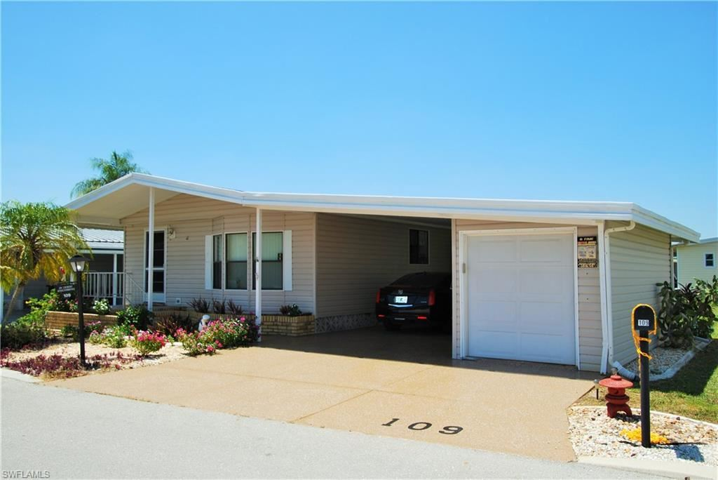 109 Snead Drive, North Fort Myers, FL 33903 - #: 221061760