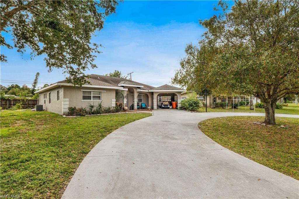 1316 Burtwood Drive, Fort Myers, FL 33901 - #: 220077763