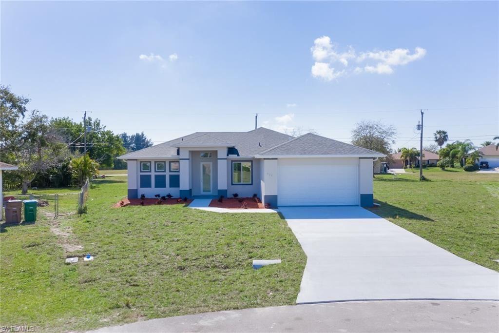 1413 NE 10TH Terrace, Cape Coral, FL 33909 - #: 221041763