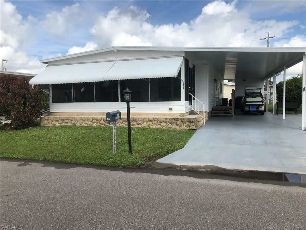 5507 John Alden Lane, North Fort Myers, FL 33917 - #: 220072765