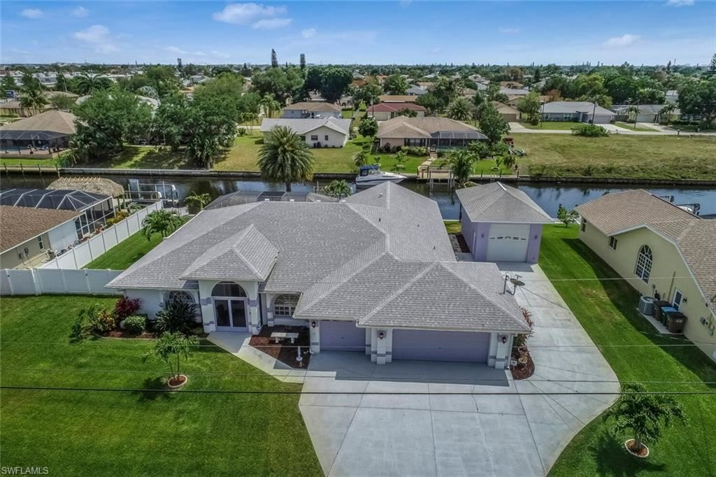 1436 SE 13th Terrace, Cape Coral, FL 33990 - #: 221027765