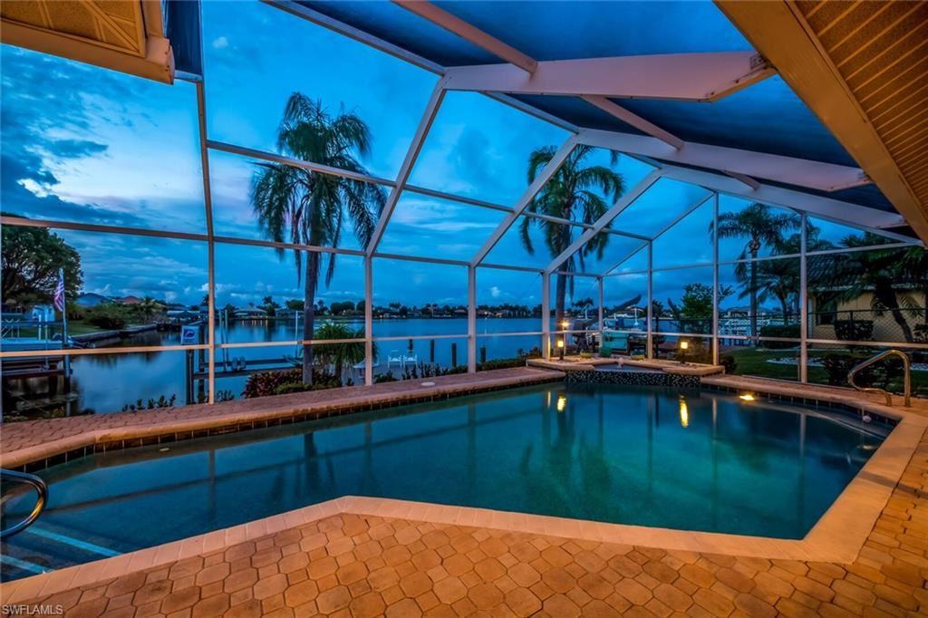 719 El Dorado Parkway W, Cape Coral, FL 33914 - #: 220055771