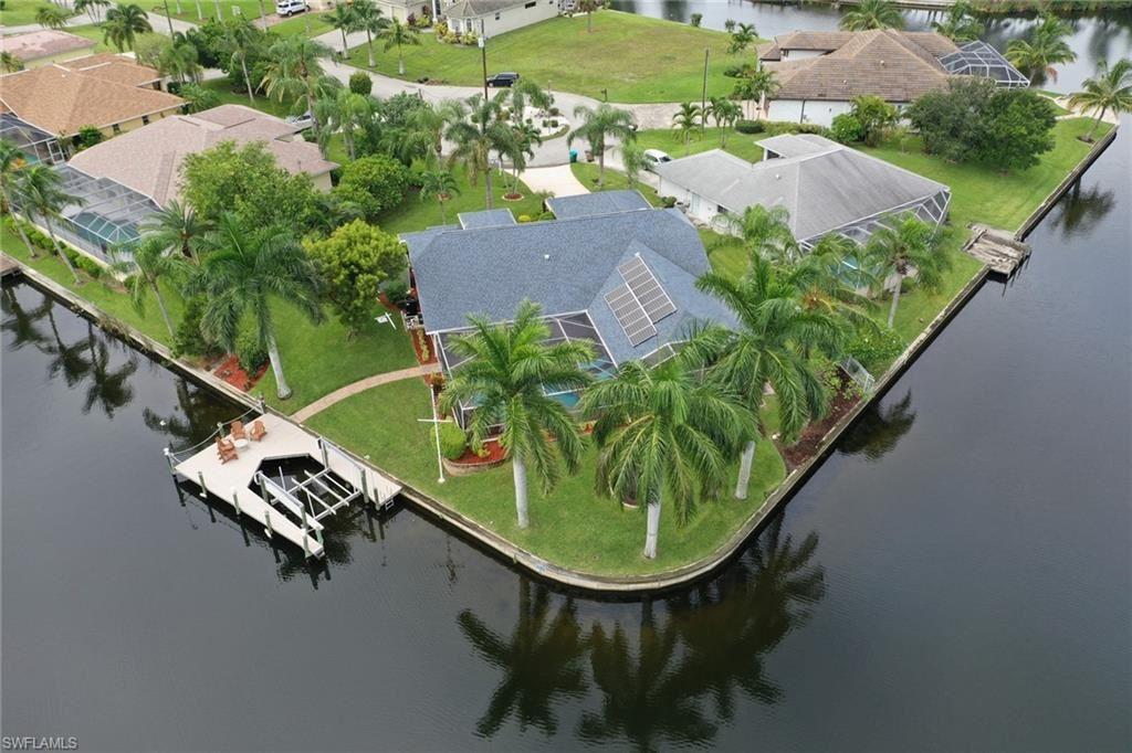 4103 SW 22nd Court, Cape Coral, FL 33914 - #: 220054781