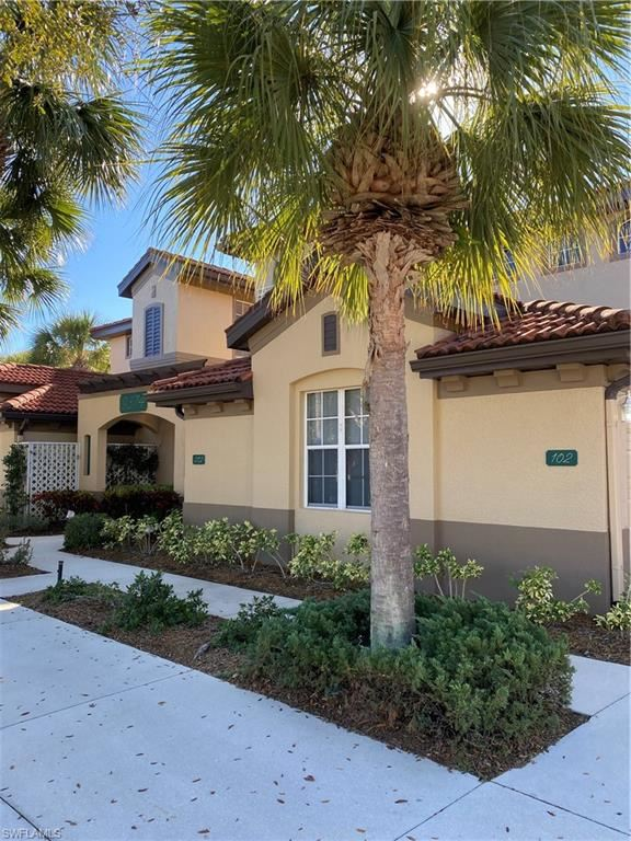 9374 Aviano Drive #102, Fort Myers, FL 33913 - #: 221001783