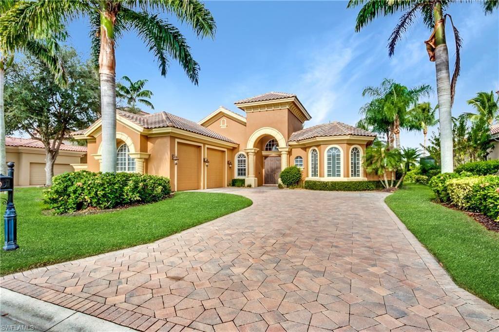 9520 Monteverdi Way, Fort Myers, FL 33912 - #: 219066784
