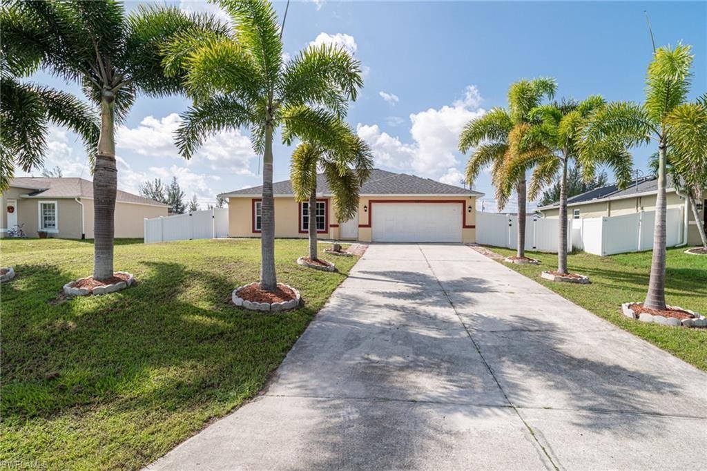 620 SW 21st Lane, Cape Coral, FL 33991 - #: 221065785