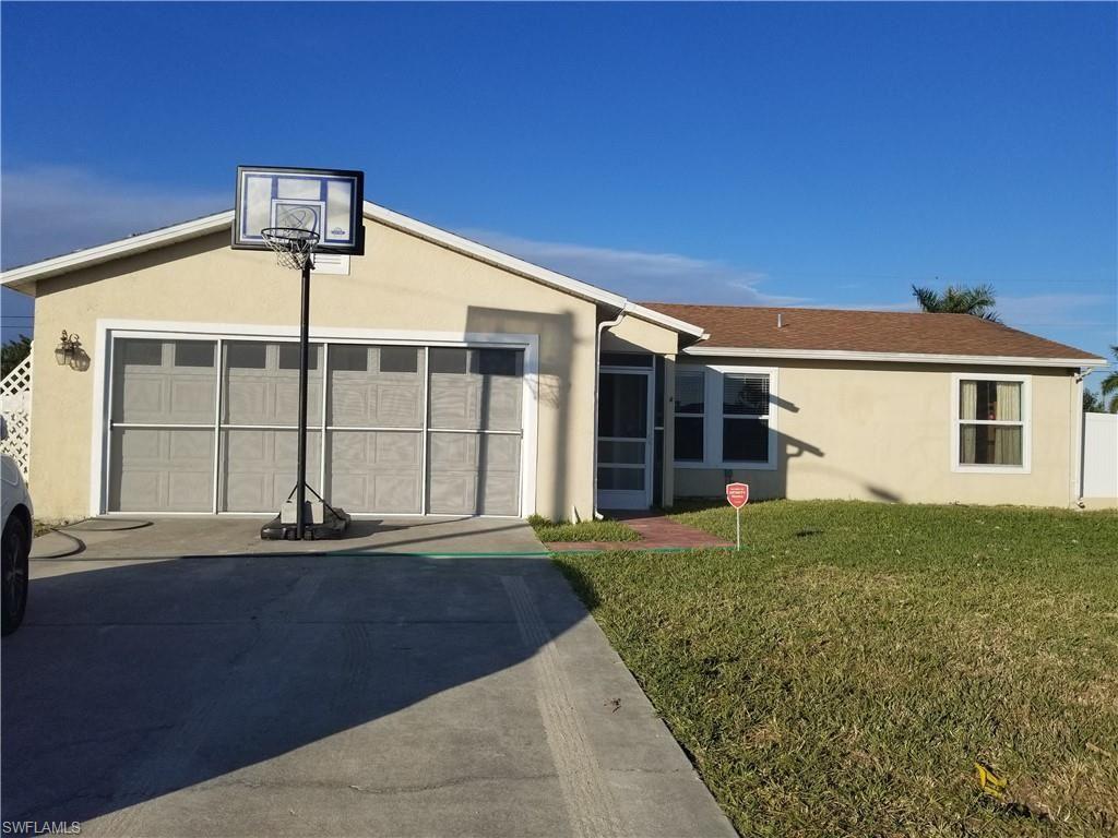 421 Tropicana Parkway E, Cape Coral, FL 33909 - #: 221020787