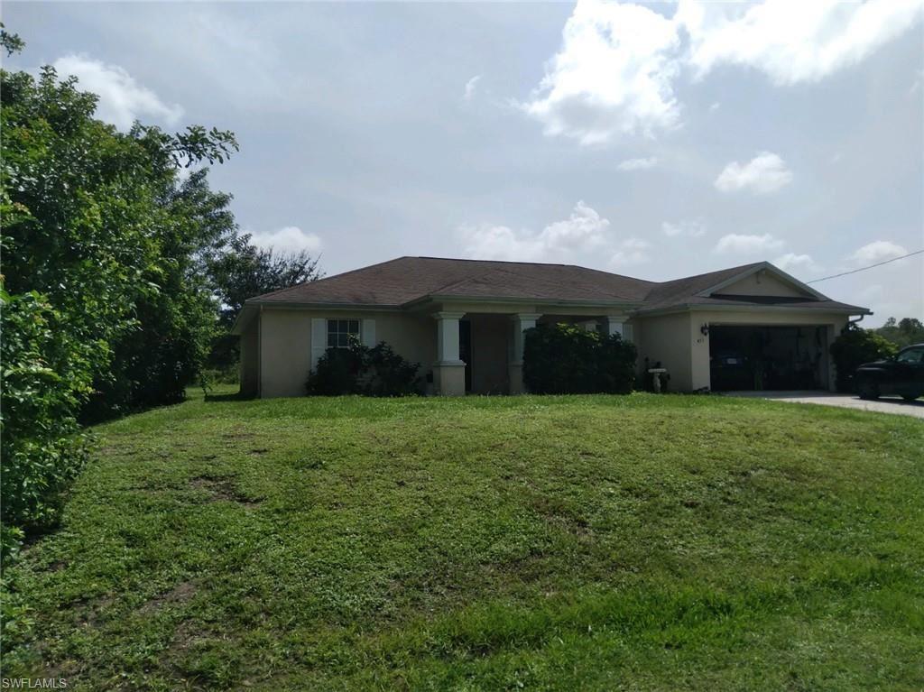453 Hedgewood Street, Lehigh Acres, FL 33974 - #: 220057788