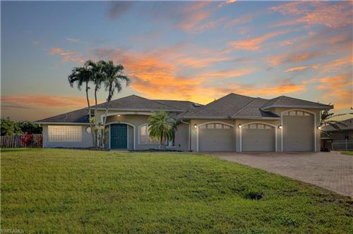 Photo of 3411 SW 11th Place, CAPE CORAL, FL 33914 (MLS # 220011790)