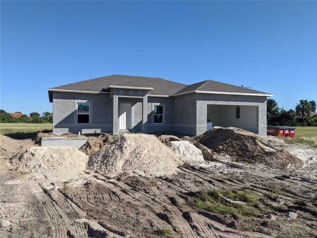 1501 NW 38th Place, Cape Coral, FL 33993 - #: 220073790