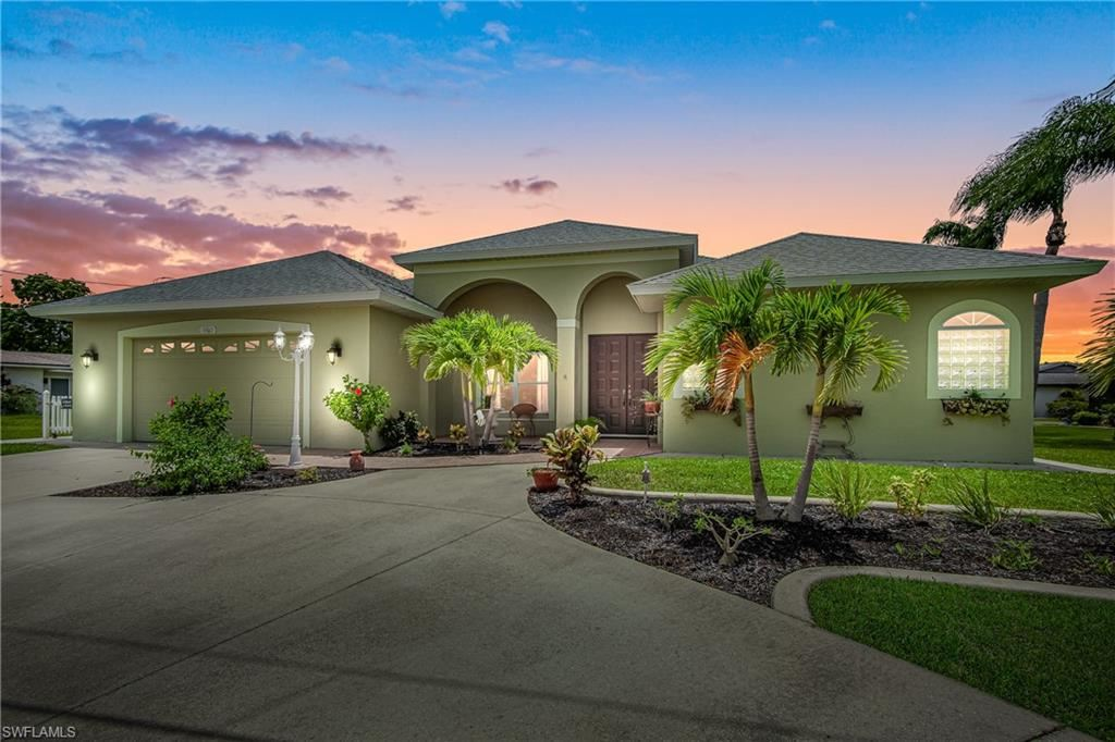 3307 Country Club Boulevard, Cape Coral, FL 33904 - #: 220041791