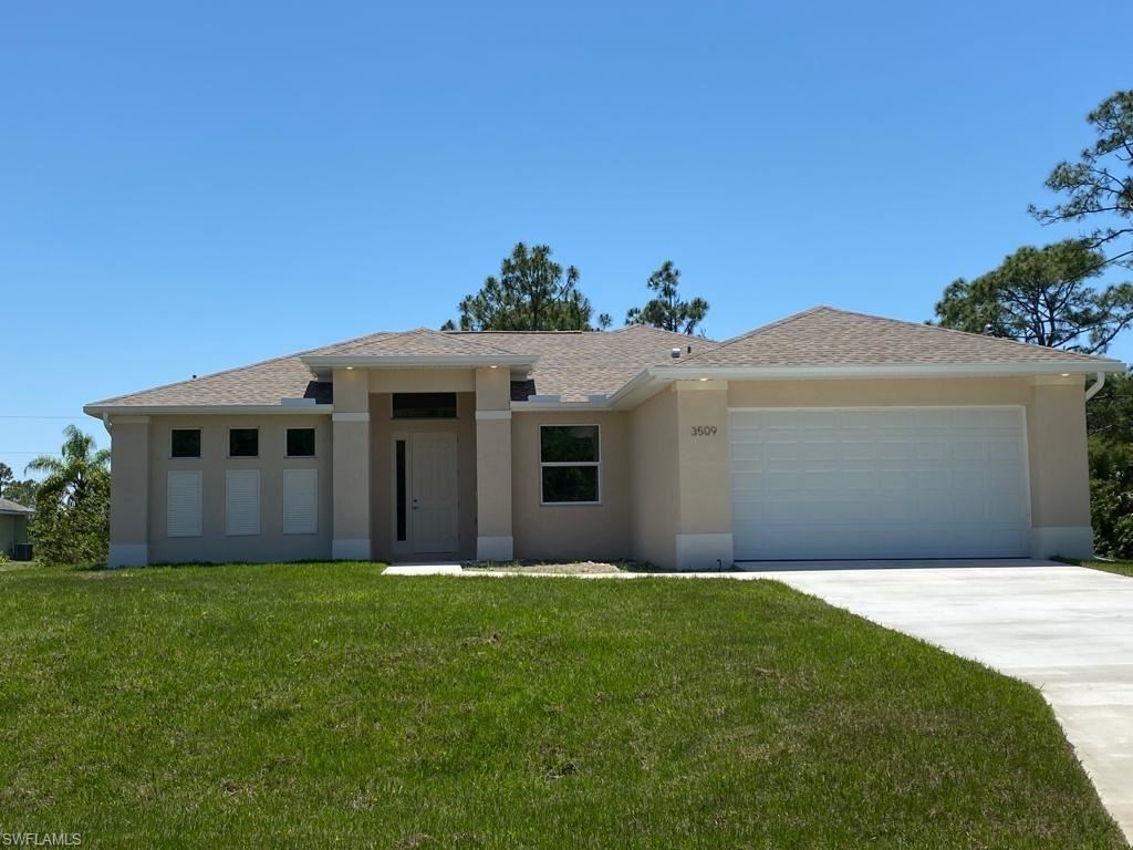 3509 14th Street W, Lehigh Acres, FL 33971 - #: 220029792