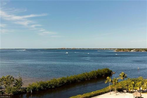 Photo of 14250 Royal Harbour CT 913, FORT MYERS, FL 33908 (MLS # 218067796)