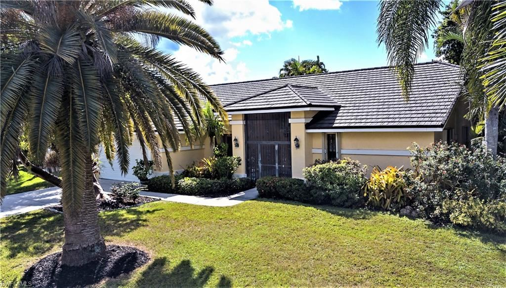 14846 Mahoe Court, Fort Myers, FL 33908 - #: 219056796