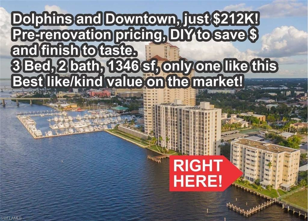 1900 Clifford Street #201, Fort Myers, FL 33901 - #: 221011803