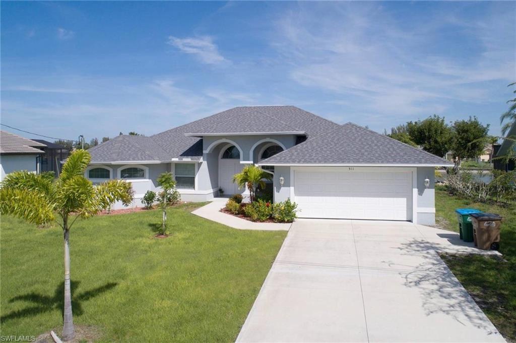511 Retunda Parkway W, Cape Coral, FL 33904 - #: 220003807