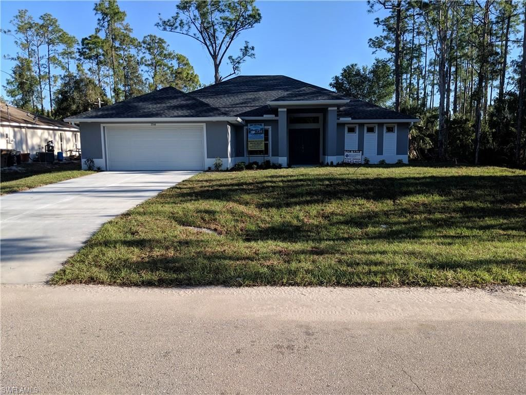 5002 Butte Street, Lehigh Acres, FL 33971 - #: 220040807