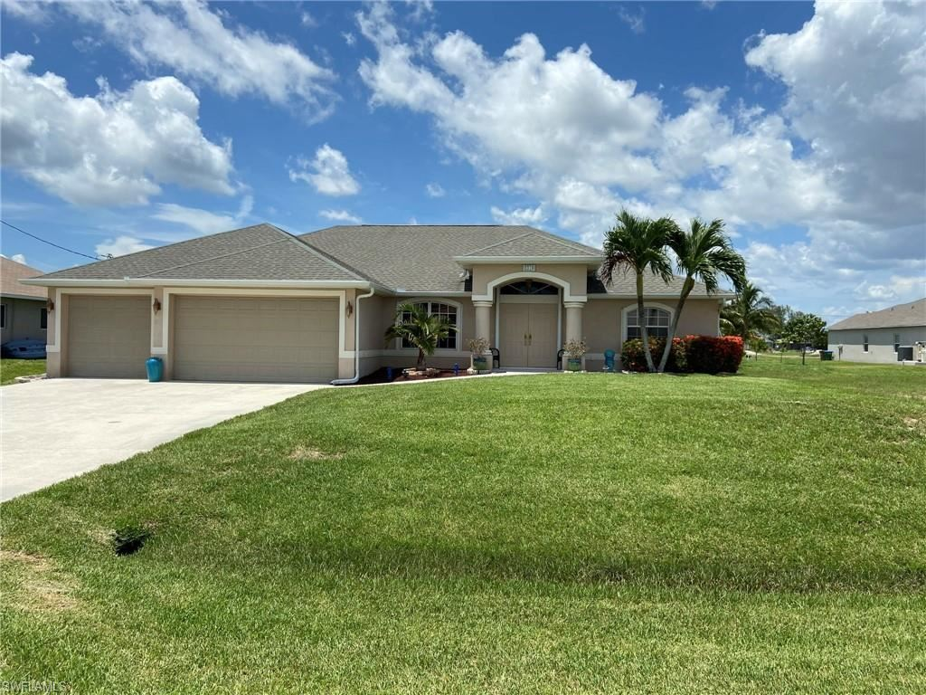 3319 NW 2nd Terrace, Cape Coral, FL 33993 - #: 221050808