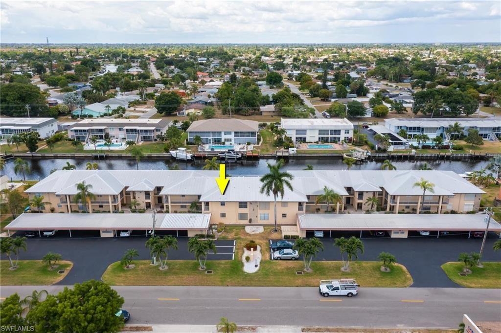 853 SE 46th Lane #205, Cape Coral, FL 33904 - #: 221041812