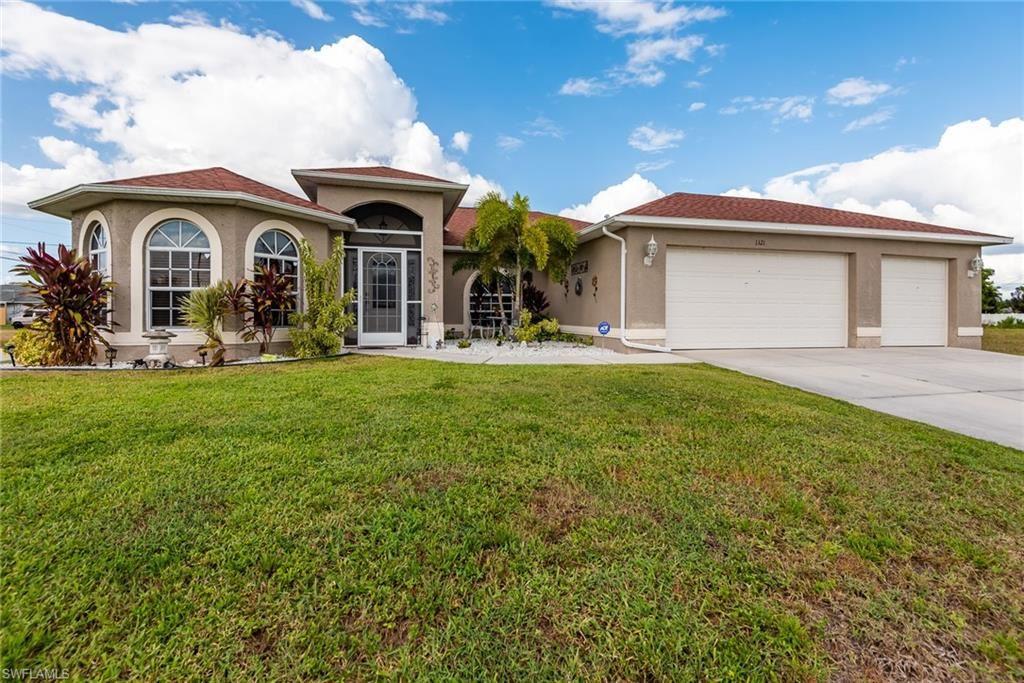 1321 NE 18th Terrace, Cape Coral, FL 33909 - #: 219064815