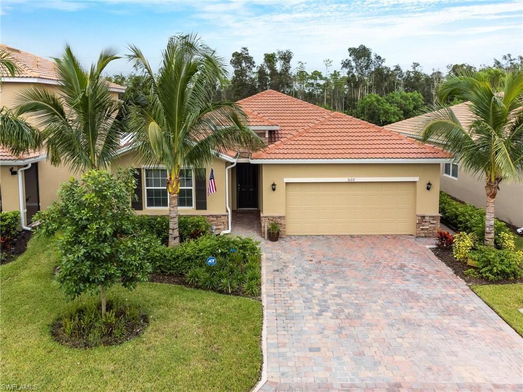 3122 Birchin Lane, Fort Myers, FL 33916 - #: 221067815