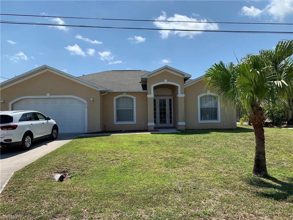 210 SE 13th Avenue, Cape Coral, FL 33990 - #: 221033816