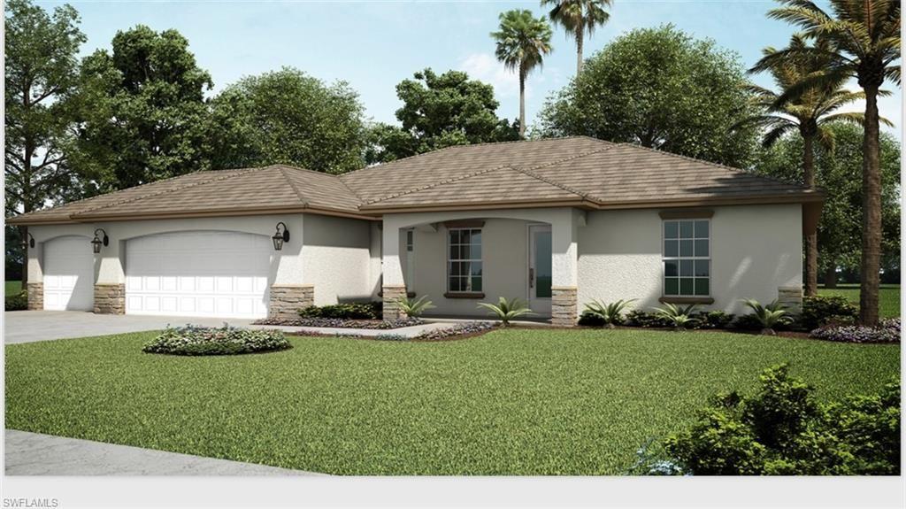 1422 SW 18th Place, Cape Coral, FL 33991 - #: 221052818