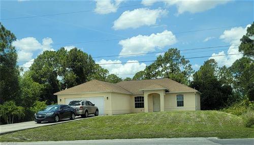 Photo of 813 Alvin Avenue, LEHIGH ACRES, FL 33971 (MLS # 221043821)