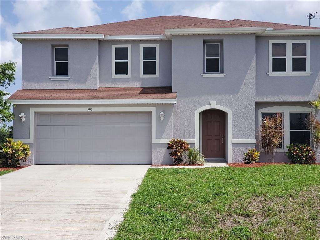 506 NW 1st Lane, Cape Coral, FL 33993 - #: 220033821