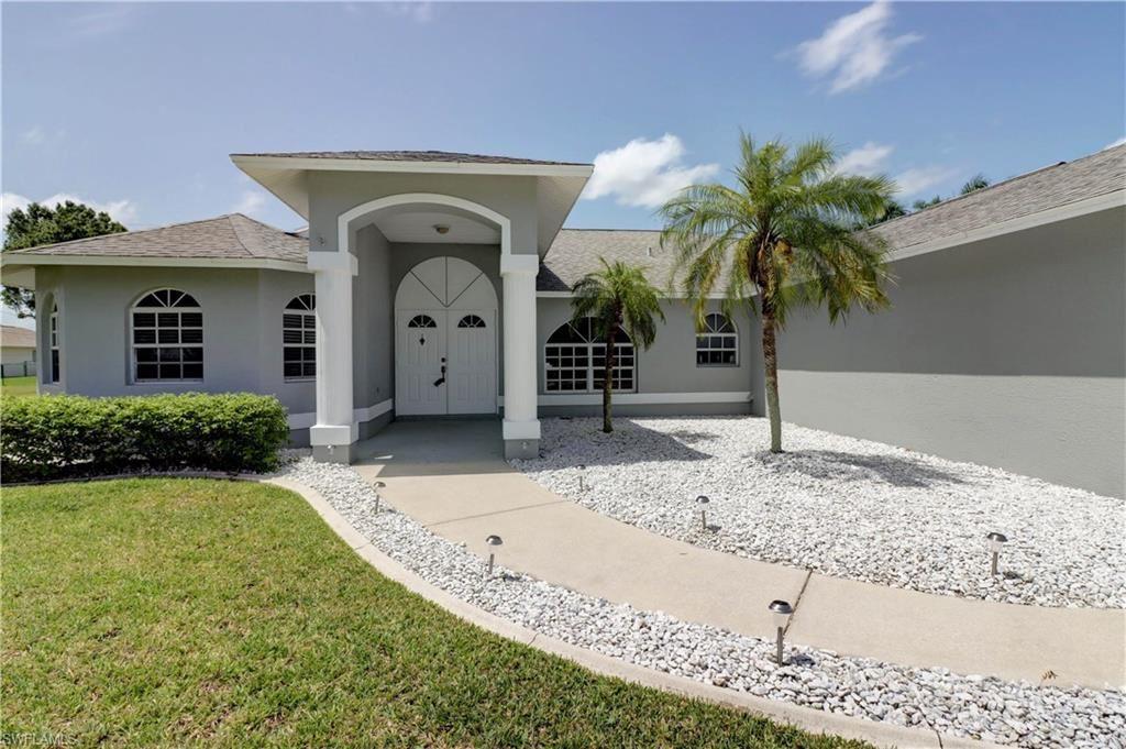 306 SE 22nd Terrace, Cape Coral, FL 33990 - #: 220039823