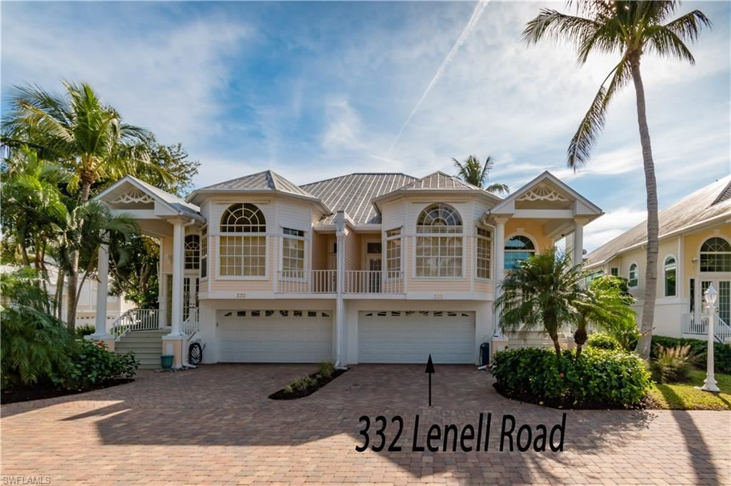 332 Lenell Road #4B, Fort Myers Beach, FL 33931 - #: 220029825
