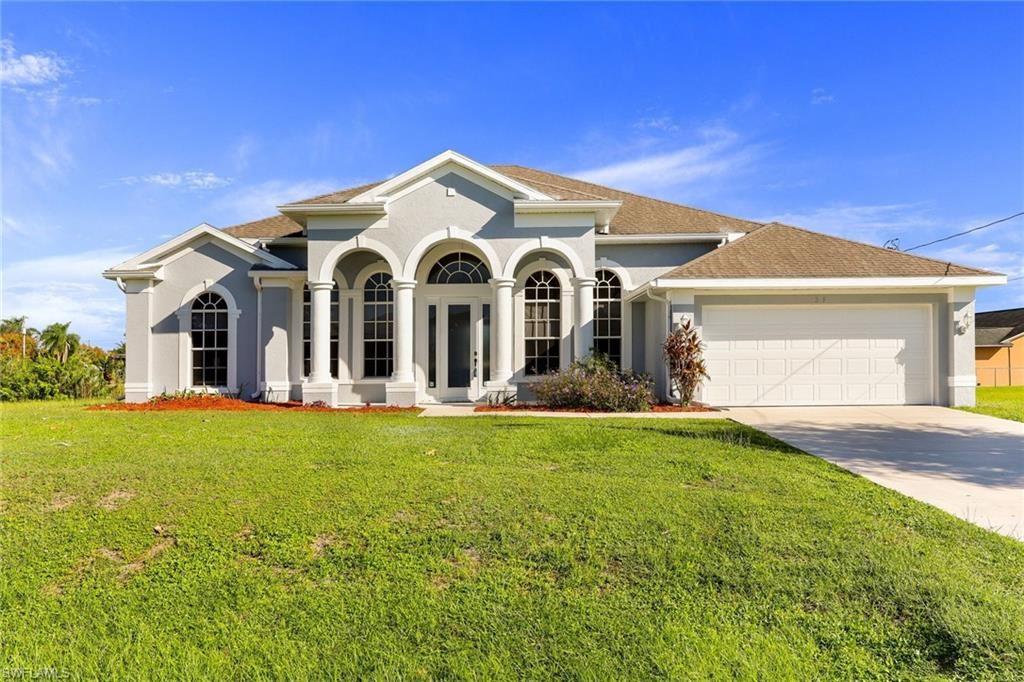 29 SW 15th Terrace, Cape Coral, FL 33991 - #: 220066827