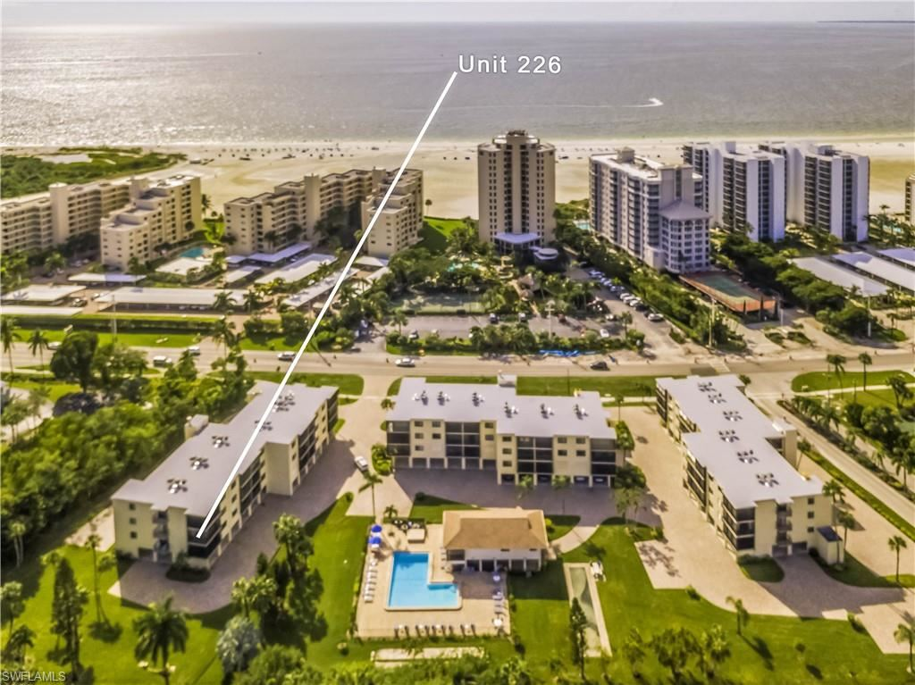 6665 Estero Boulevard #226, Fort Myers Beach, FL 33931 - #: 220026829