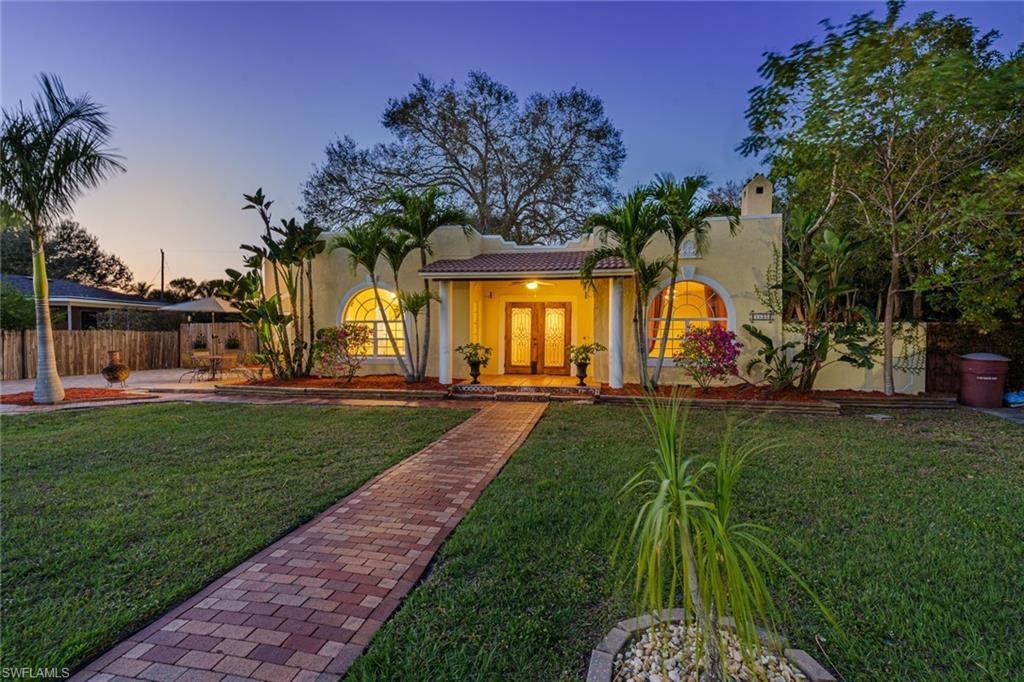 1533 Barcelona Avenue, Fort Myers, FL 33901 - #: 221014832