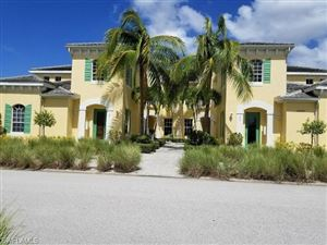 Photo of 14490 Dolce Vista RD 101 #101, FORT MYERS, FL 33908 (MLS # 219046834)