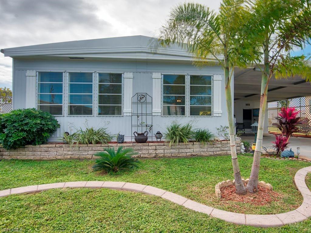 3156 Indian Village Lane W, North Fort Myers, FL 33917 - #: 220073838