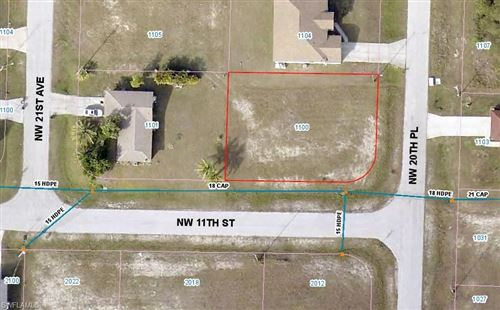 Photo of 1100 NW 20th PL, CAPE CORAL, FL 33993 (MLS # 219030841)