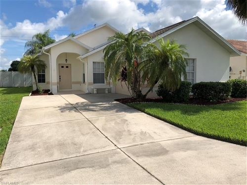 Photo of 3561 Gloxinia Drive, NORTH FORT MYERS, FL 33917 (MLS # 220048841)