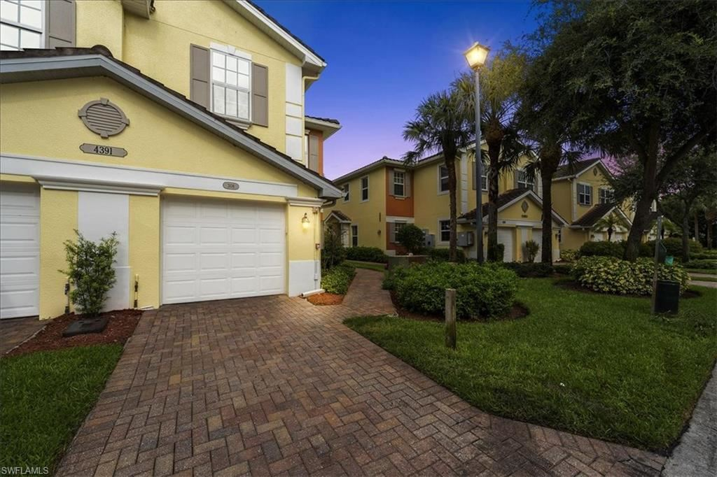 4391 Lazio Way #308, Fort Myers, FL 33901 - #: 221045841