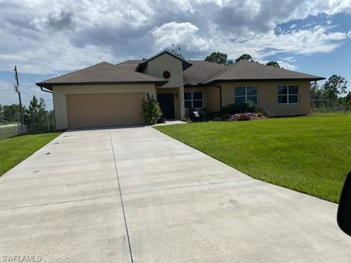 Photo of 458 Mercedes Court, LEHIGH ACRES, FL 33972 (MLS # 220034842)