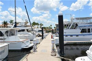 Photo of 60 Ft. Boat Slip at Gulf Harbour B-7, FORT MYERS, FL 33908 (MLS # 219046843)