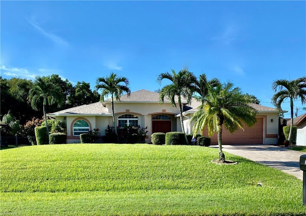 1028 NE Van Loon Lane, Cape Coral, FL 33909 - #: 220056845